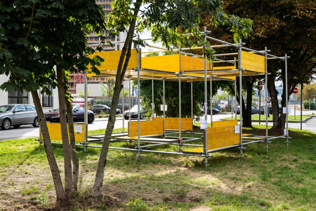 Beweg Dein Quartier  Pocket Park
